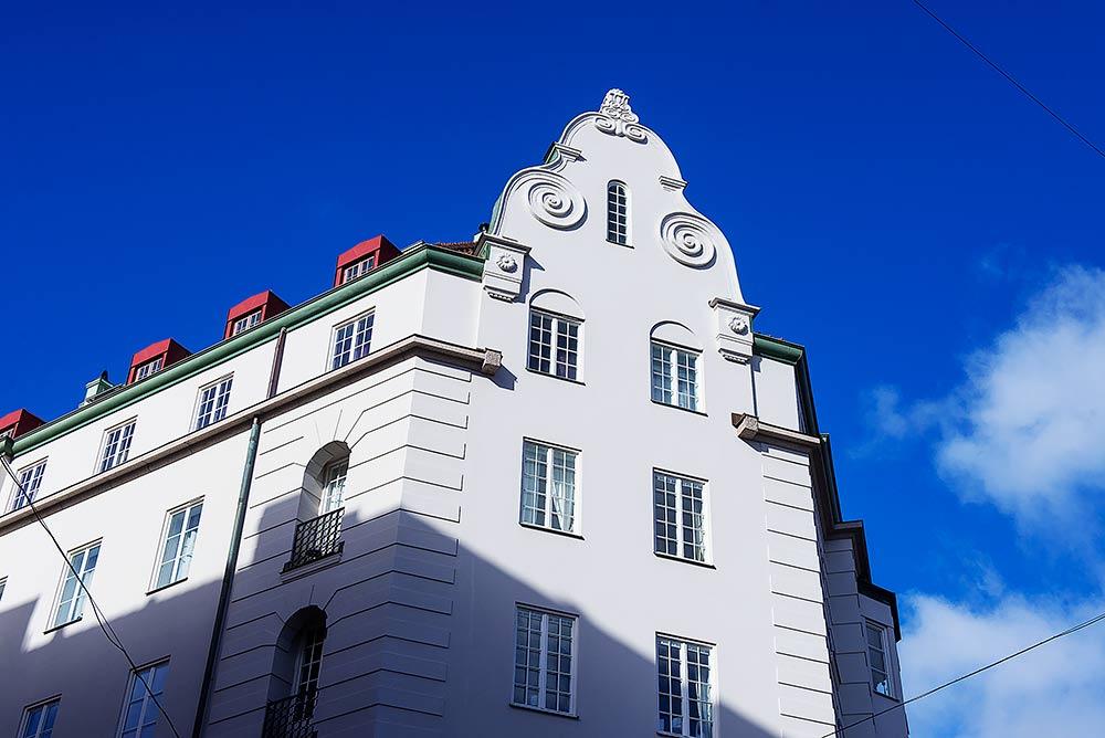 Kvarteret Oxeln 3, (KAK huset) Stockholm