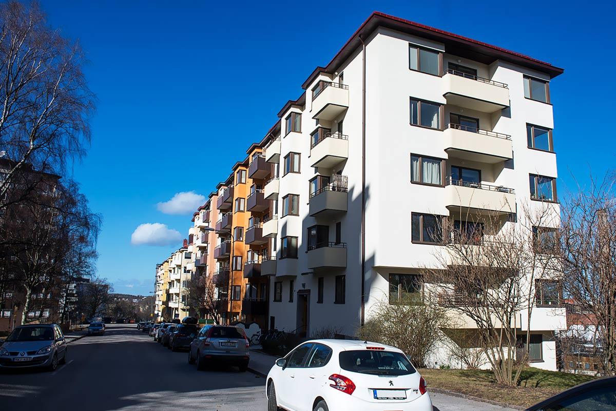 Kvarteret Mörsaren, Stockholm