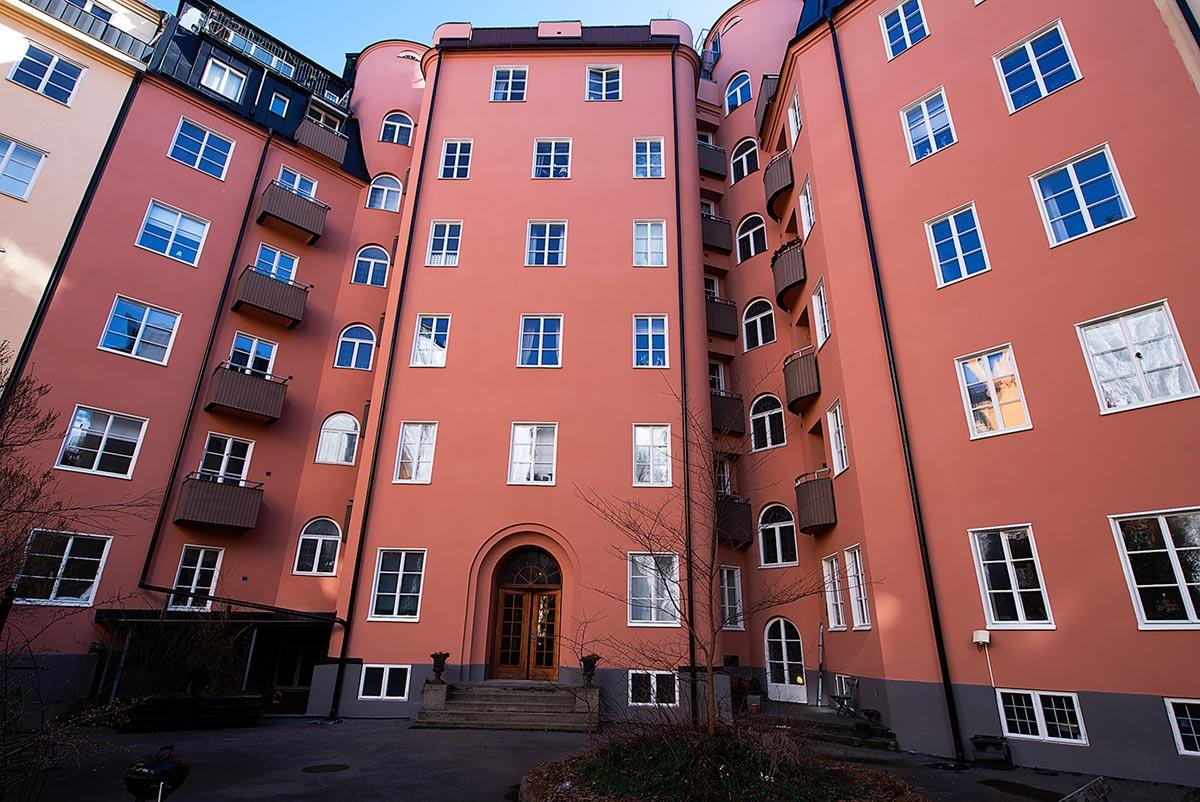 Kvarteret Trumslagaren 15, Stockholm
