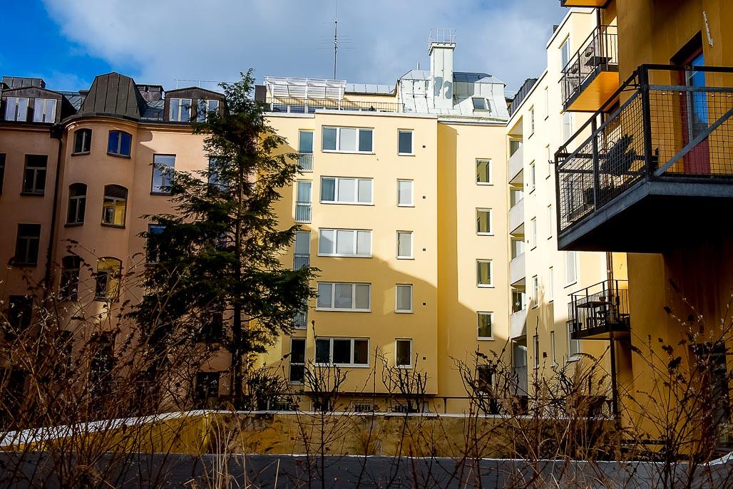 Kvarteret Spettet 9, Stockholm