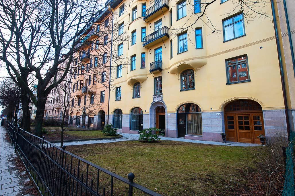 Karlbergsvägen 51, Stockholm