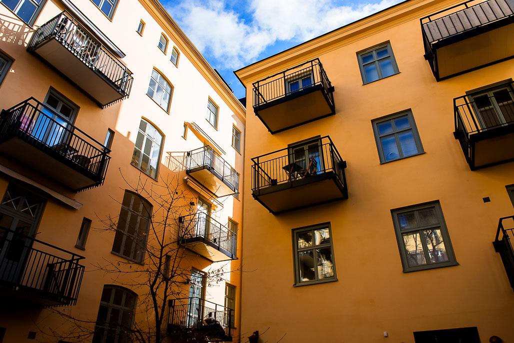 BrF Vega nr 3, Stockholm