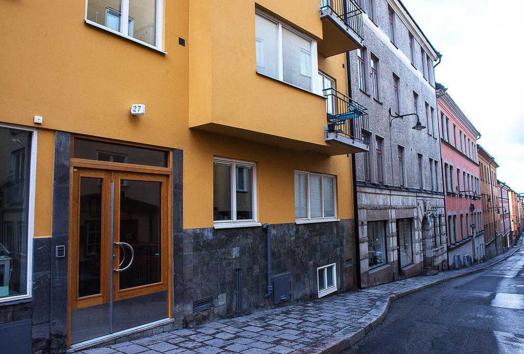 Kvarteret Kattryggen 17, Stockholm