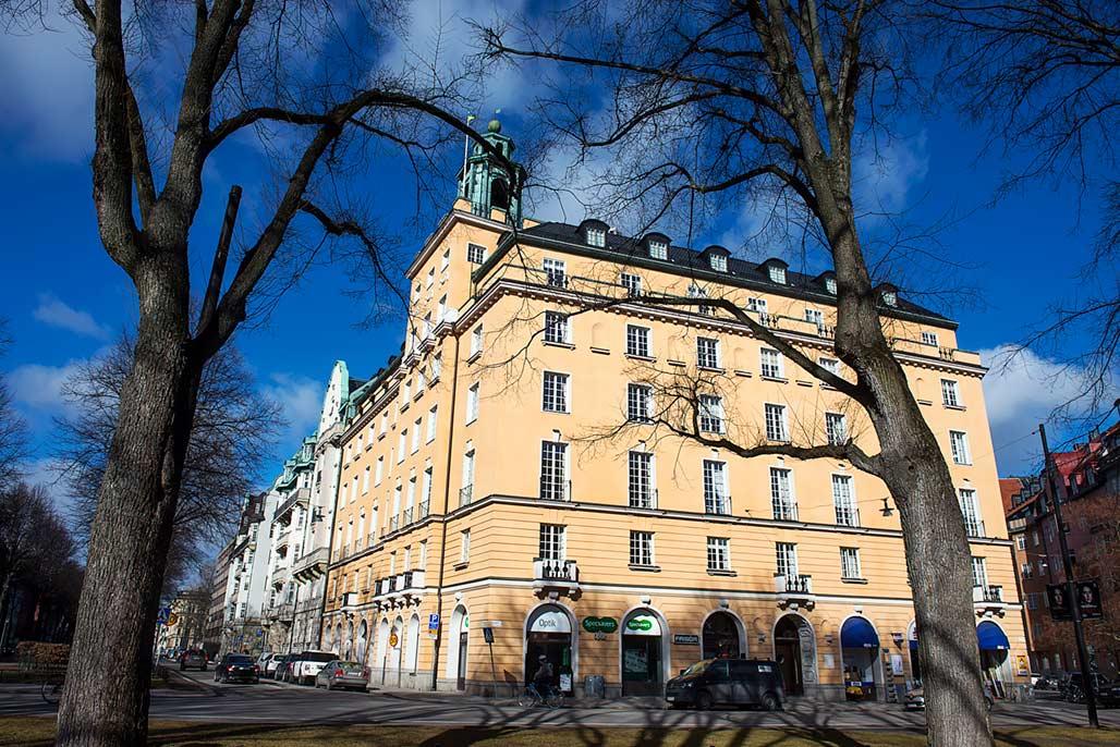 Vedbäraren 19, Stockholm