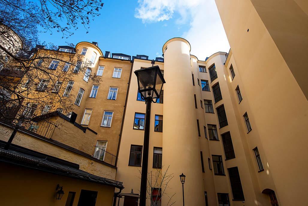 Kvarteret Spelet 3, Stockholm