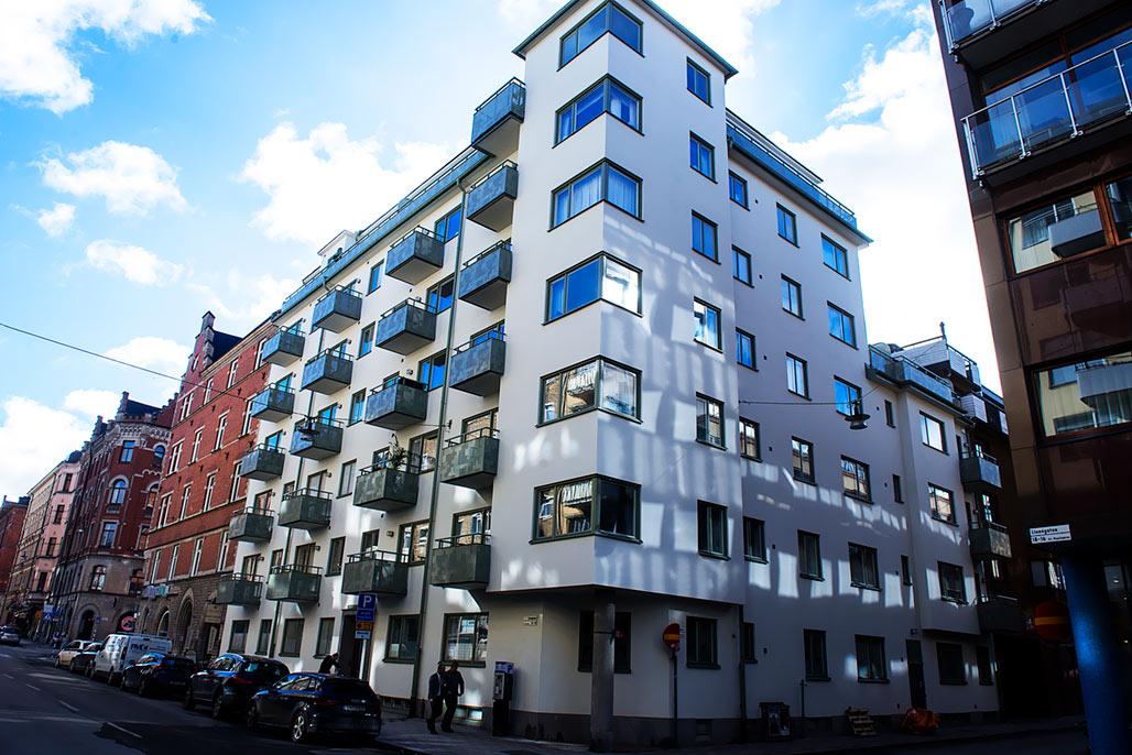 Kvarteret Brunfisken 23, Stockholm