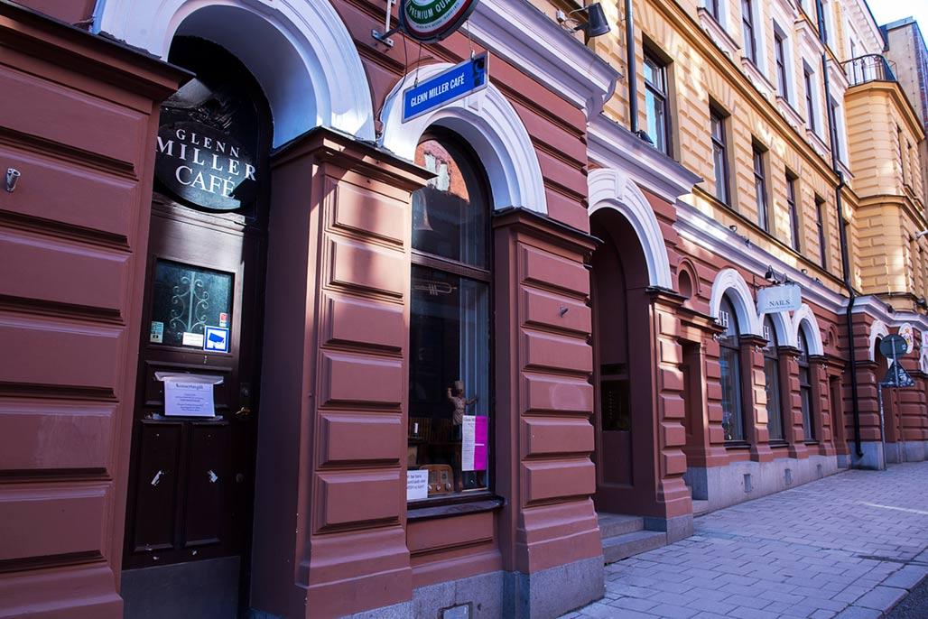 Brunnsgatan, Stockholm