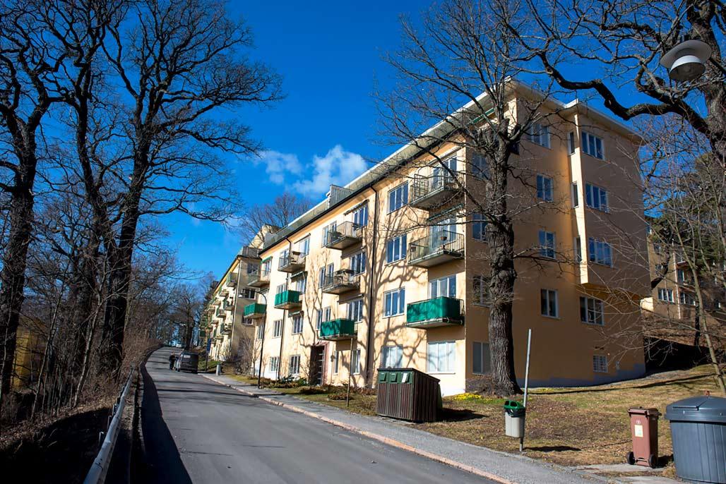 Djurgårdseken 3, Stockholm