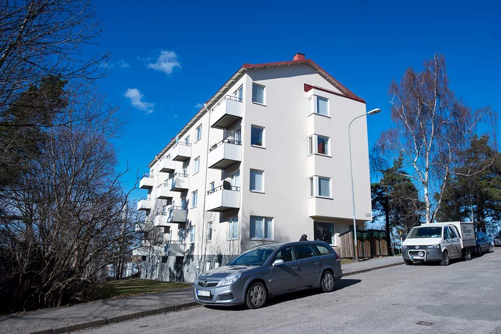Forsskålsgatan, Stockholm