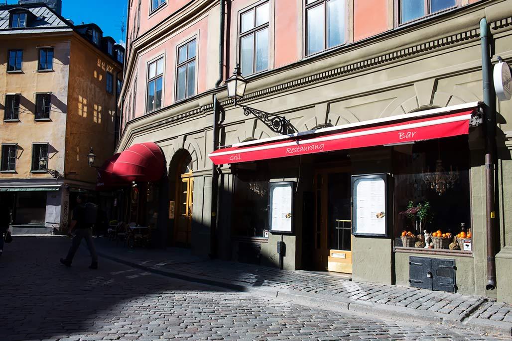 Järntorget, Gamla stan, Stockholm