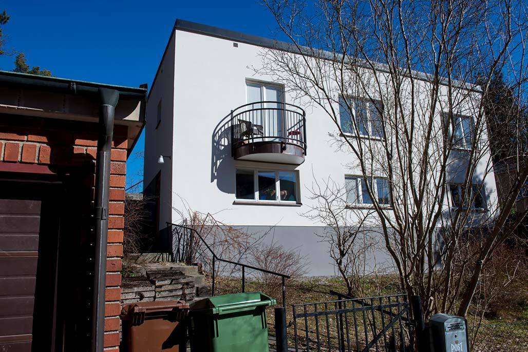 Källbacken, Solna