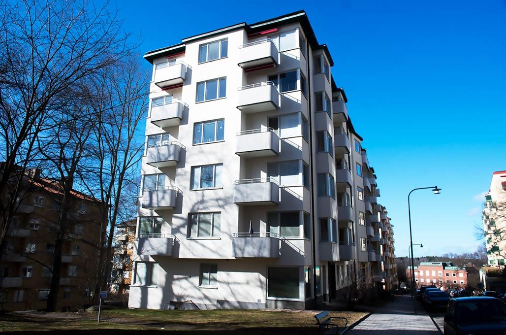 Mörsaren 7 och 8, Stockholm