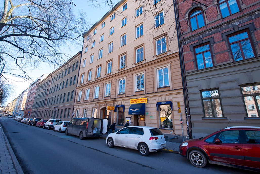 Sankt Paulsgatan, Stockholm